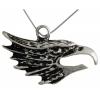 Metal Eagle Antique Silver